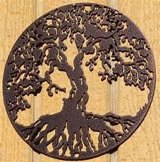 tree of life home decor tree of life metal wall art home decor copper vein ebay