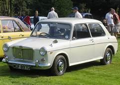 CCOTY 1962 Nomination 2 Austin 1100 Family BMC ADO16