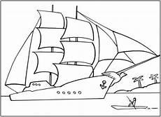 Gratis Malvorlagen Segelschiffe Malvorlagen Zum Ausmalen Ausmalbilder Segelschiff Gratis 1