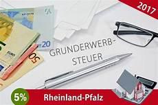 Grunderwerbsteuer Rheinland Pfalz 2017 Massivhaus De