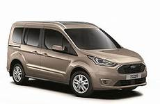 Official Ford Tourneo Connect Safety Rating