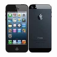 Image result for Apple iPhone 5 Black