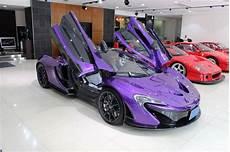mclaren p1 purple meet the most supercar dealership in japan gtspirit