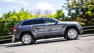 2018 Jeep Grand Cherokee Limited Review  CarAdvice