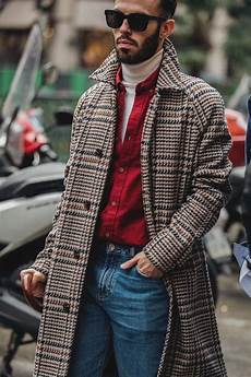 street style at menswear week fall winter 2018 2019