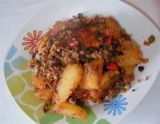 Kartoffel Hack Pfanne - kartoffel hack pfanne rezept mit bild die kr 252 mel