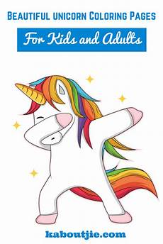 Einhorn Malvorlagen Xing Beautiful Unicorn Coloring Pages For And Adults Douczer