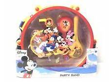 Disney Mickey Mouse Musical Set 11 mickey mouse musical instruments for sale ebay