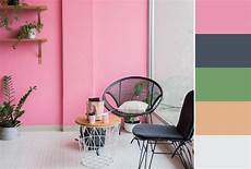 Helles Altrosa Wandfarbe - 30 accent wall color combinations to match any style