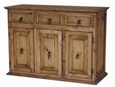 wood credenza saltillo rustic wood credenza