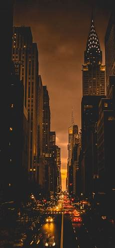 iphone xs new wallpaper 4k 1125x2436 new york city evening iphone xs iphone 10 iphone