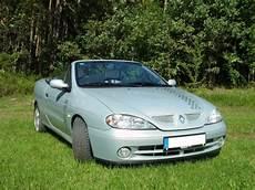 Mein Megane I Phase 2 Cabrio 1 6 16v Fina Schulz