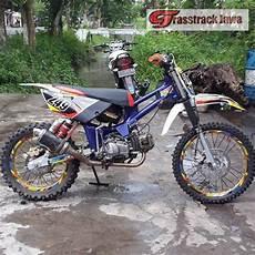 Grasstrack Jupiter Z by Jual Rangka Motor Grasstrack F1zr Dan Jupiter Z Bobot