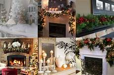 kaminsims f 252 r weihnachten dekorieren nettetipps de