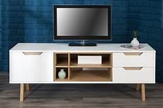 design lowboard design lowboard tv board nordic 150cm klassiek mat wit