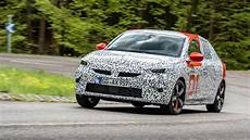 2020 opel corsa spied during testing new specs released