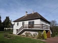 vente maison de plain pied pont l eveque 14130