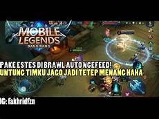 Brawl Malvorlagen Indonesia Pake Estes Di Brawl Auto Ngefeed Mobile Legend