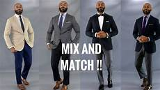 How To Mix And Match S Suits Mix And Match Suits