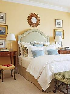 Yellow And Green Bedroom Decorating Ideas by Bedroom Color Ideas Yellow Better Homes Gardens