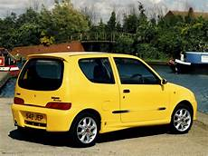 fiat seicento abarth fiat seicento sporting abarth uk spec 1998 2001 pictures