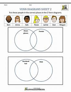 venn diagrams probability worksheets with answers 5956 venn diagram worksheets