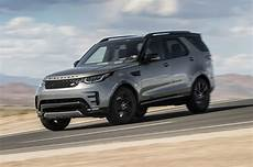 Land Rover Discovery - 2017 land rover discovery test review