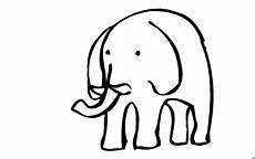 malvorlage kleiner elefant malvorlagen