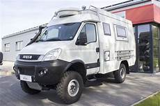 Rl Custom Cers Iveco Single 4x4 Offroad Wohnmobil