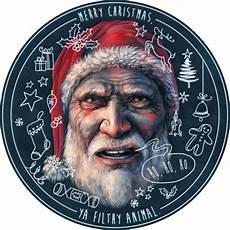 merry christmas ya filthy animal by vesner