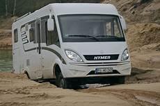 4x4 wohnmobil gebraucht hymer ml i 580 4x4 wohnmobil test autobild de