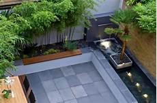 Terrassengestaltung Mit Wasser - terrassengestaltung mit wasser und garten freshouse