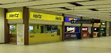 Hertz Budget Avis Sixt And Europcar Desks At Dublin