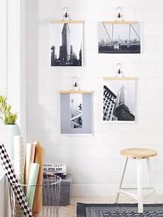 Garderobe Zum Aufhängen - fotowand selber machen kreative ideen creative