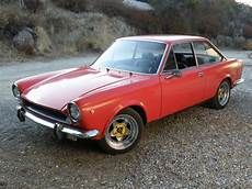fiat 124 sport coupe 1969 fiat 124 coup 233 series i 5 speed for sale on bat