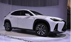 Lexus Ux Hybrid - lexus ux