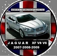 how to download repair manuals 2009 jaguar xf transmission control jaguar xf ajv8 x250 2007 2008 2009 workshop repair manual cd ebay