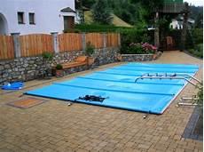 Schwimmbadabdeckung Plane - rollabdeckplane schwimmbadabdeckungen