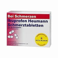 Ibuprofen Bei Halsschmerzen - ibuprofen heumann schmerztabletten 400mg 20 st kaufen