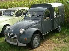 1704 Citroen 2cv Fourgonnette Ak 400 Un Amoureux De La
