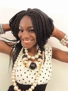 Black American Braids Hairstyles