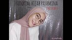 Simple Tutorial Pashmina Berkacamata Zhafiraky