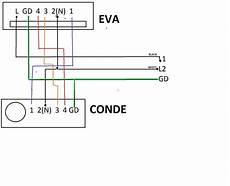 solucionado problema con diagrama de minisplit 220vbi yoreparo