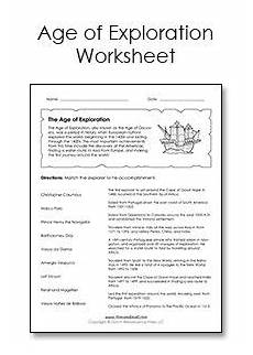 download a free printable age of exploration worksheet pdf for social studies students and tea