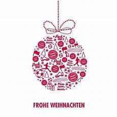 weihnachtskarte fc bayern