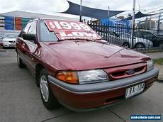 1989 used ford laser automatic gl hatchback car sales coolangatta qld excellent 1 800 ford laser for sale in australia
