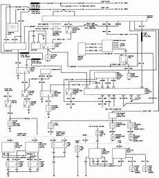 1986 ford bronco wiring diagram repair guides wiring diagrams wiring diagrams autozone