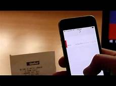 how to take a photo of a receipt add notes with the receipt bank app youtube