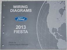 electric and cars manual 2009 ford e series electronic throttle control 2013 ford fiesta electrical wiring diagrams factory shop manual ebay
