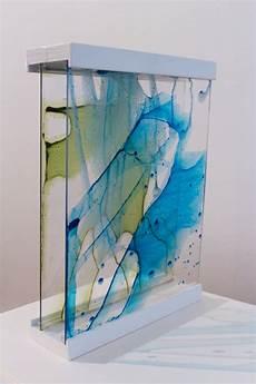 plexiglass paintings